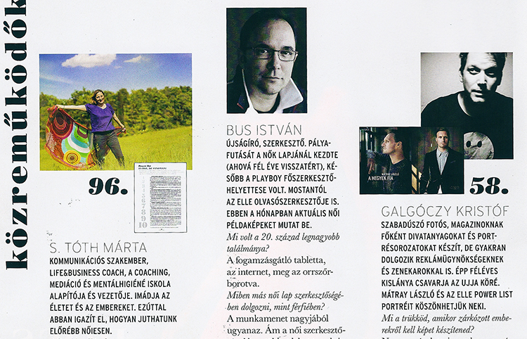Elle Magyarország – Október 2014