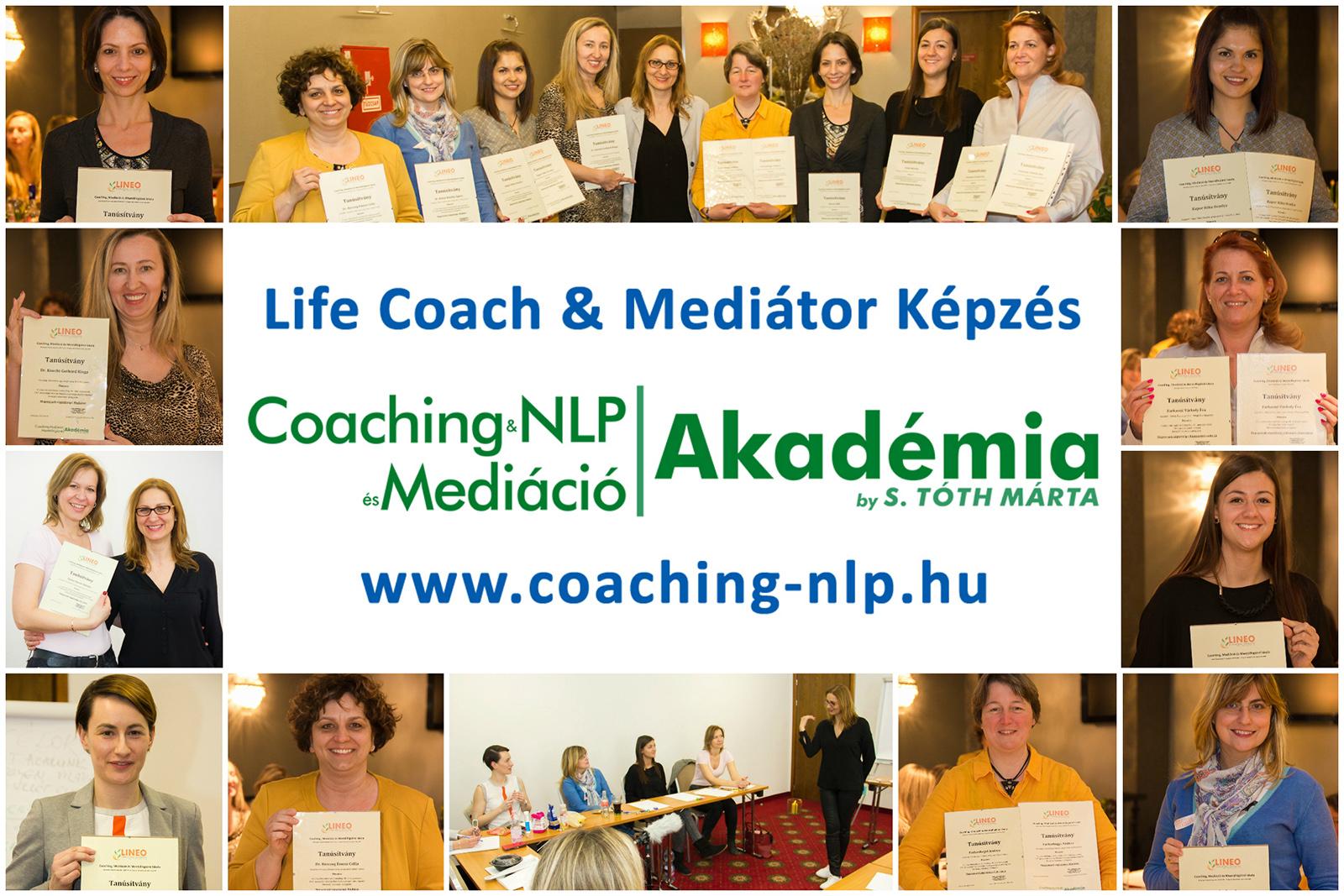 Life Coach és Mediátor Képzés
