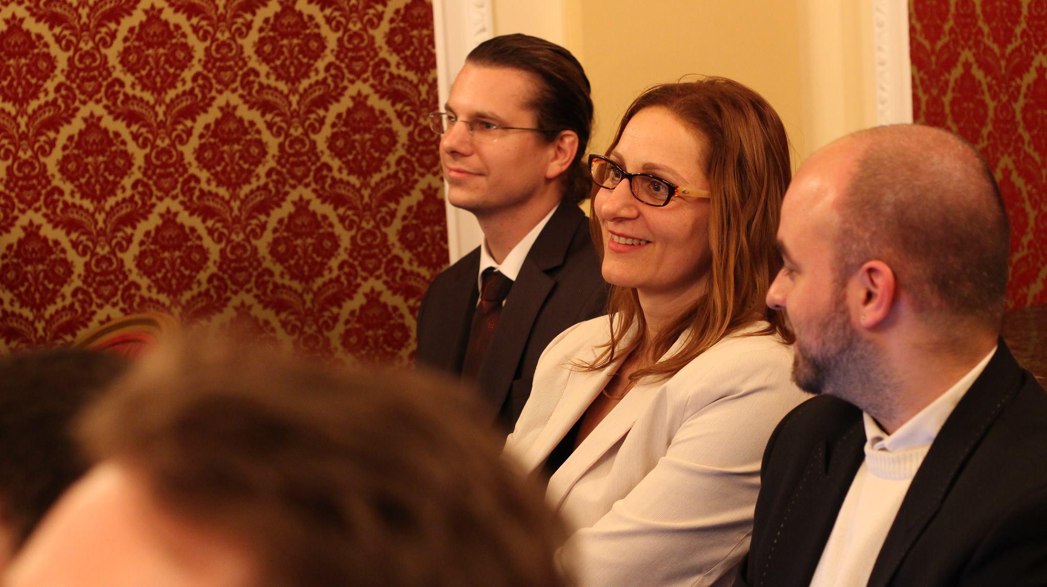 Üzleti találkozó Londonban