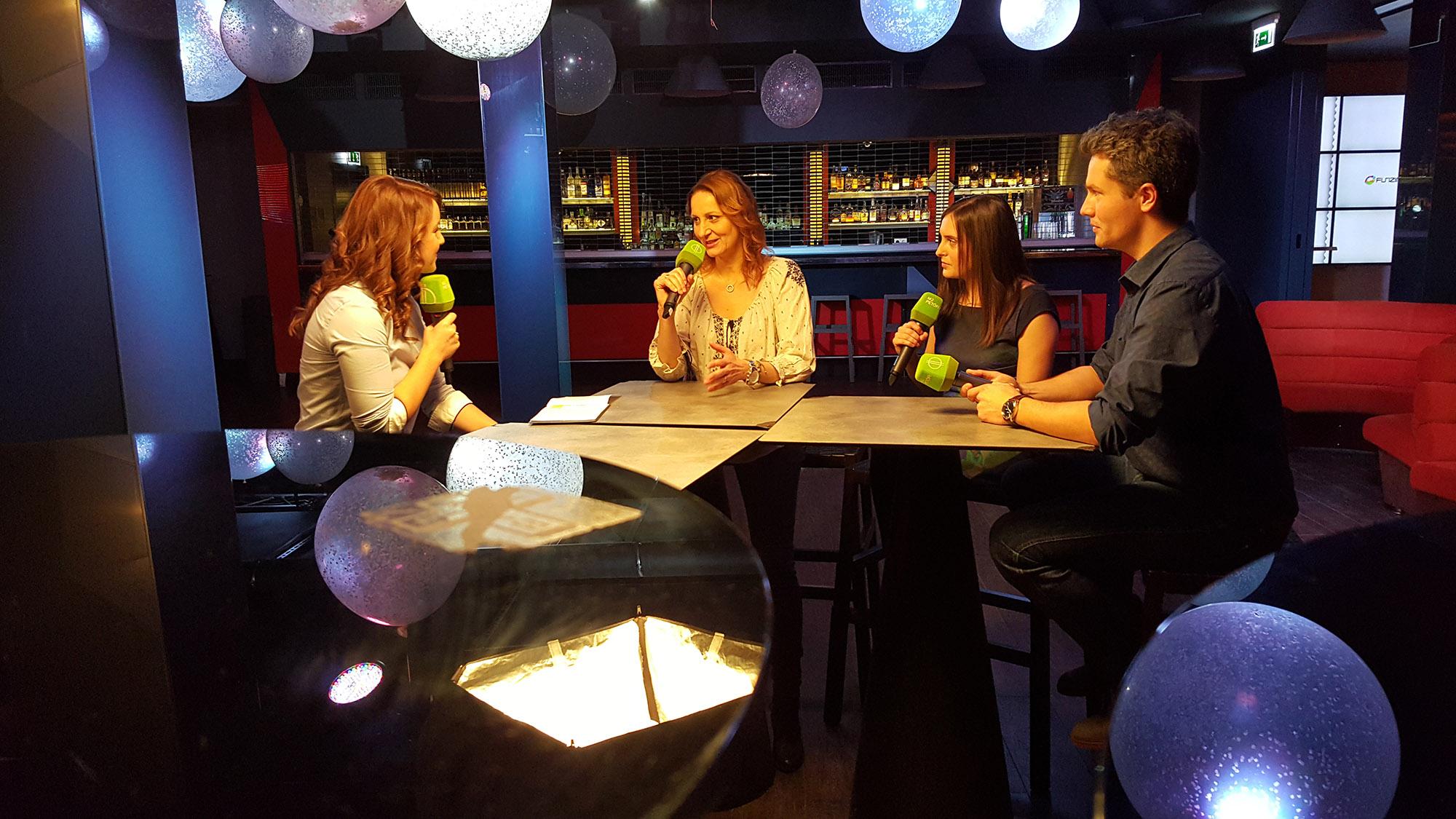 Magyarok itthon és küföldön – M2 Petöfi TV