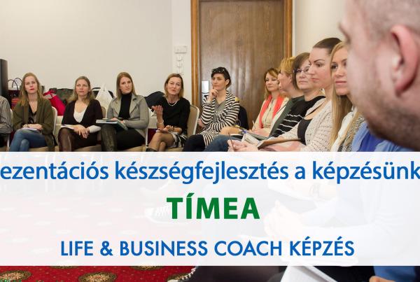 life coach plus logo name Timea