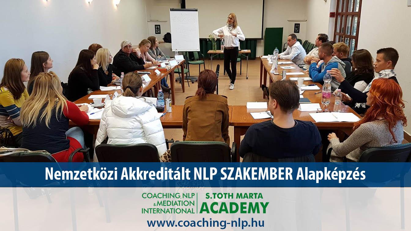 Nemzetközi Akkreditált NLP Képzés