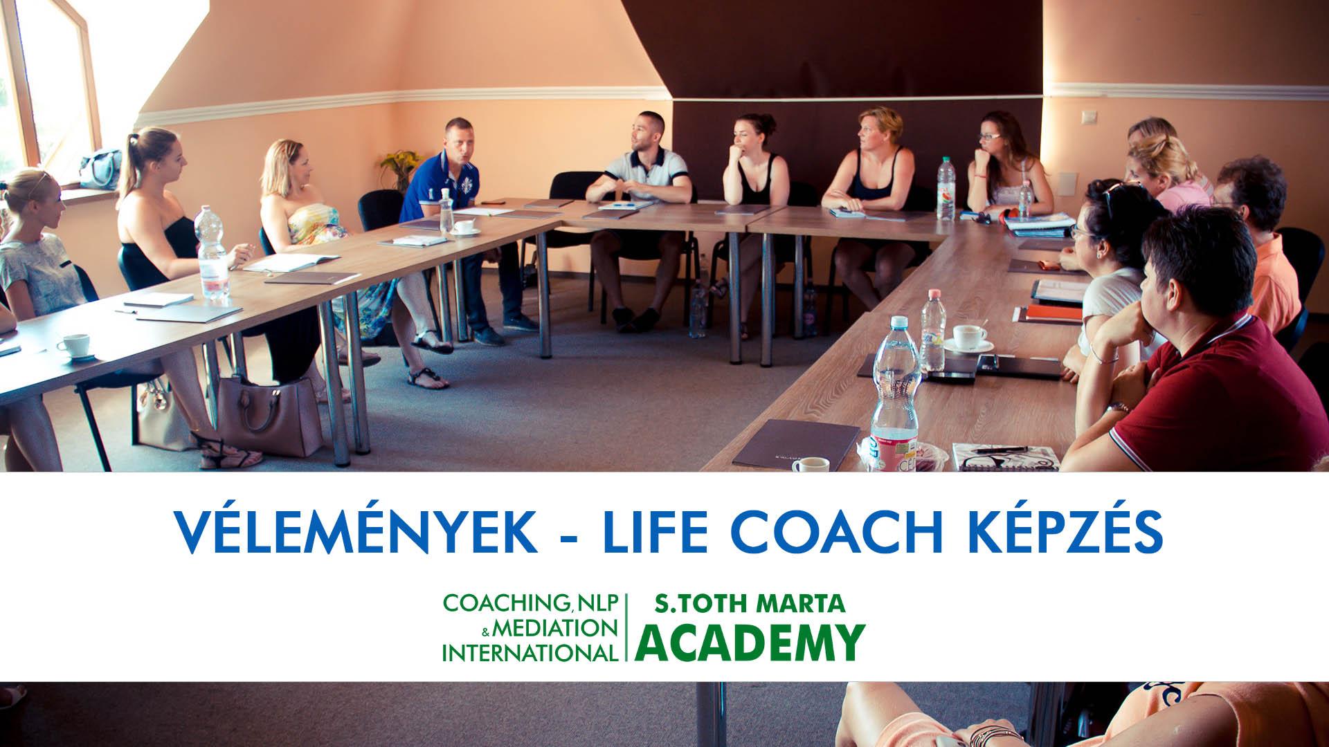 Vélemények – ICF Alapú Life Coach Képzés