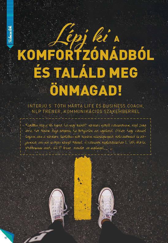 Lépj ki a komfortzónádból és találd meg önmagad! - LINEO ... c887c4c63a6