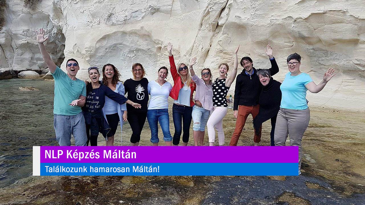 NLP Képzés Máltán