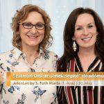 """JelenLét by S. Toth Marta - Szatmári Orsi az """"ének-segítő"""" előadóművész"""