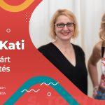 Jelenlét by S. Tóth Márta: Wolf Kati - Egy rég várt beszélgetés