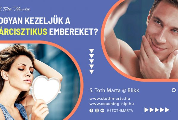 S. Toth Marta - Blikk - Hogyan kezeljük a nárcisztikus embereket? Úgy tűnik, sokra tartják magukat, de ez csak álca