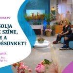 Befolyásolja a hajunk színe, minősége a viselkedésünket? S. Toth Marta @ Duna TV