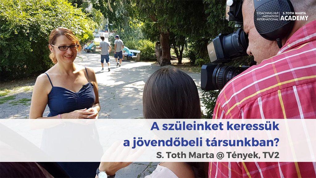 Tények, TV2 - Life és Business Coach Képzés – Lineo International Consulting, Coaching, NLP and Mediation International Academy By S. Toth Marta