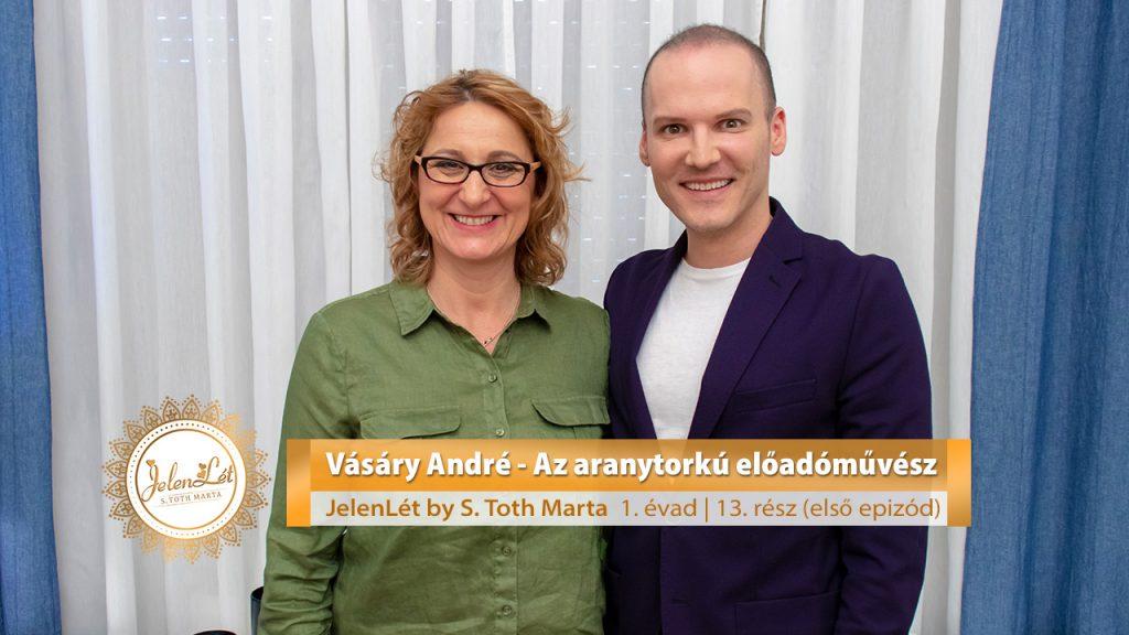 JelenLét by S. Toth Marta: Vásáry André - Az aranytorkú előadóművész