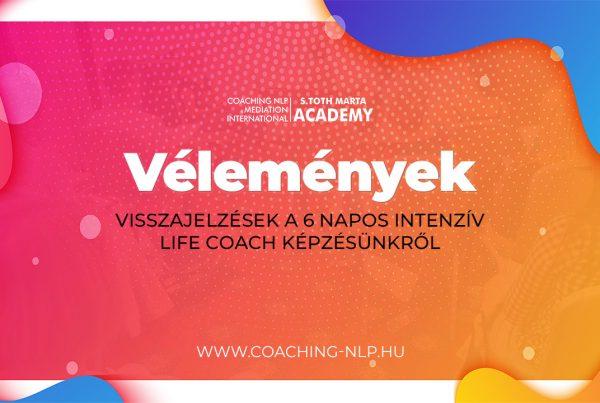 Visszajelzések a 6 napos intenzív Life Coach képzésünkről - Lineo Coach Képzés