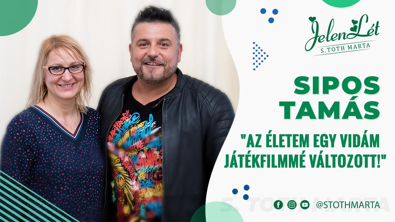 """JelenLét by S. Toth Marta: """"Az életem egy vidám játékfilmmé változott!"""" - Sipos Tamás"""